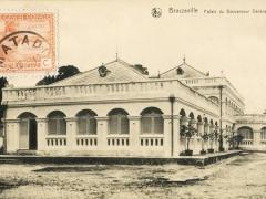 Brazzaville Palaix du Gouverneur General