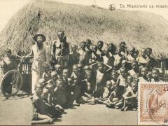 De Missionaris op missie reis