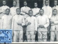 De toekomstige semianristen van Kasai