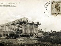 Elisabethville Unsine Metallurgique de l'U M