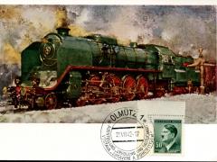 Schnellzuglokomotive Reihe 486