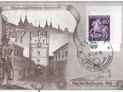 Tag der Briefmarke 1943