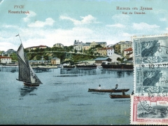 Roustchouk Vue du Danube