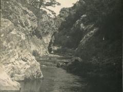 Schlucht Fluss