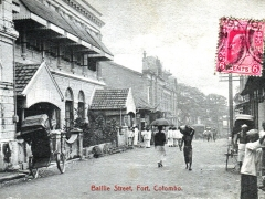 Colombo Baillie Street Fort