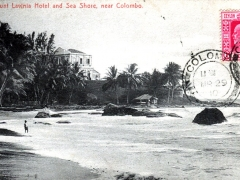 Colombo Mount Lavinia Hotel and Sea Shore