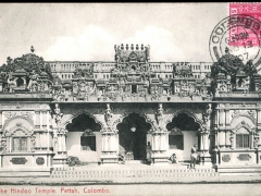 Colombo the Hindoo Temple Pettah