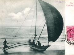 Fishing Canoe