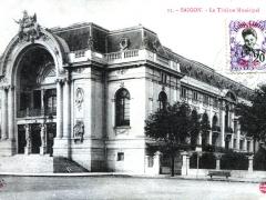 Saigon Le Theatre Municipal