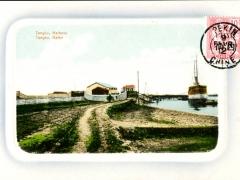 Tangku Hafen