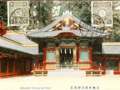 Nikko Mikoshido Toshogu