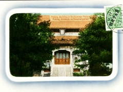 Peking Gebäude im Sommerpalast