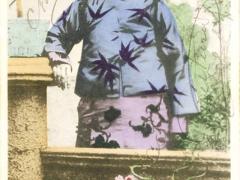 Chinesin Kleidung