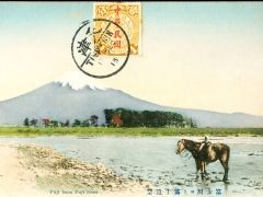 Fuji from Fuji River