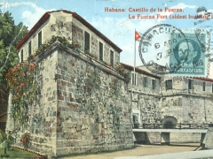 Habana Castillo de la Fuerza