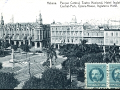 Habana-Parque-Central-Teatro-Nacional-Hotel-Inglaterra
