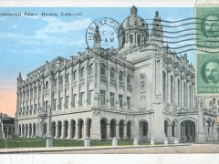 Havana Presidential Palace