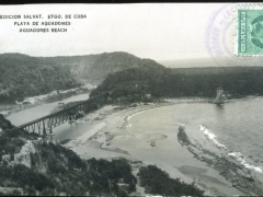 Playa de Aguadores Aguadores Beach
