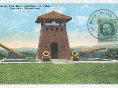 Santiago de Cuba Fuerte San Juan