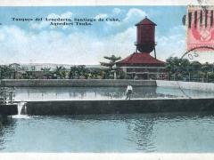 Santiago de Cuba Tanques del Acueducto