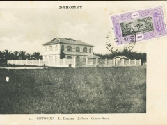 Cotonou La Douase Zollamt Customhouse