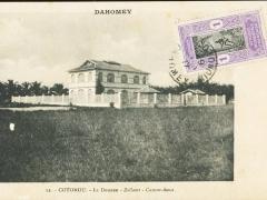 Cotonou La Douase Zollamt Customhouse