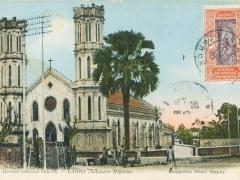 Lagos Roman catholic church