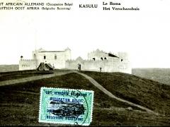 Kasulu Het Verschanshuis