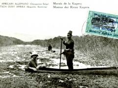 Moeras der Rivier Kagera