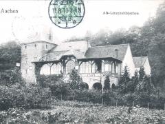 Aachen Alt Linzenshäuschen
