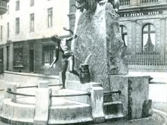 Aachen Bakauvbrunnen