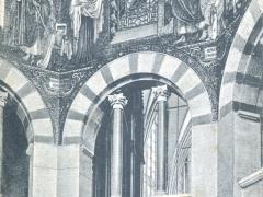 Aachen Dom Innteres Teil vom Octogon