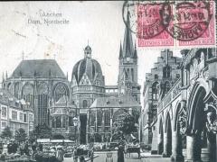Aachen Dom Nordseite