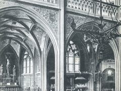 Aachen Kaiserdom Kreuzkapelle