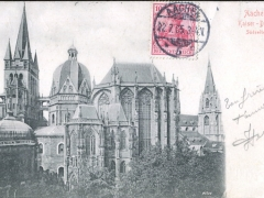 Aachen Kaiserdom Südseite