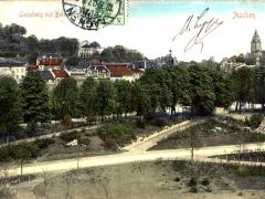 Aachen Lousberg mit Belvedere