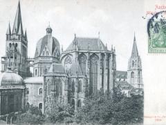 Aachen Münster Südseite