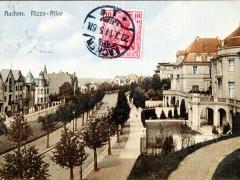 Aachen Nizza Allee