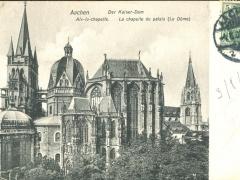 Aachen der Kaiser Dom