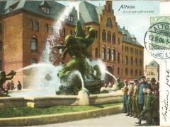 Altona Stuhlmannbrunnen