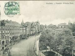 Aachen Friedrich Wilhelm Platz
