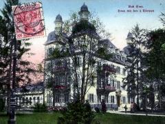 Bad Ems Haus mit den 4 Türmen