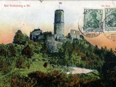 Bad Godesberg a Rh die Burg