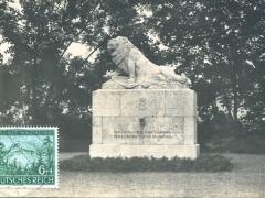 Bad Homburg Denkmal für die Gefallenen des Füsil Regiments von Gersdorff