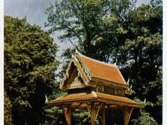 Bad Homburg v d H Siamesischer Tempel im Kurpark