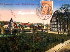 Bad Kreuznach Kaiser Wilhelmbrücke