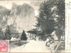 Bad Münster a St Kurpark