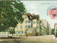 Bad Nauheim Kurstrasse