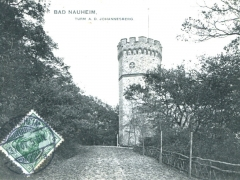 Bad Nauheim Turm a d Johnnesberg