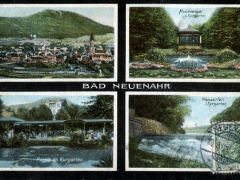 Bad Neuenahr Mehrbildkarte